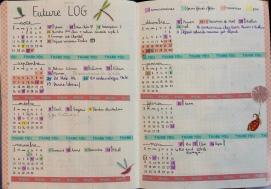 Organisation pour les mois à venir
