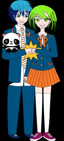 garçon manga2