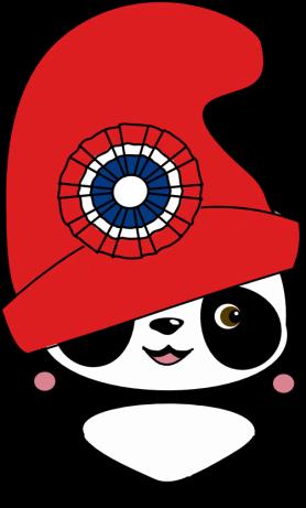 panda époque moderne